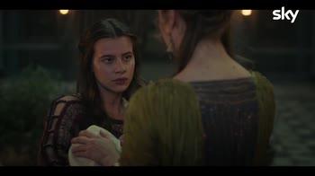 Domina - il dialogo tra Livia e Scribonia