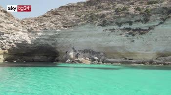 ERROR! Il mare di Lampedusa e della Sicilia fa tornare i turisti