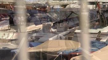 f1 canale 207 ore 12.46 barca di leclerc