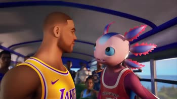 Fortnite x NBA, il trailer ufficiale del crossover