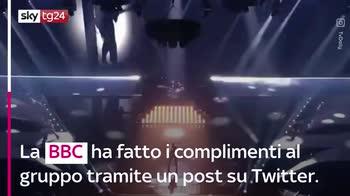 VIDEO Eurovision 2021, reazioni dei concorrenti ai Maneskin
