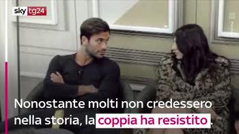 VIDEO Giulia Salemi e Pierpaolo Pretelli, la storia d'amore