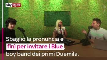 VIDEO Quando Donatella Versace invitò per sbaglio i Blue