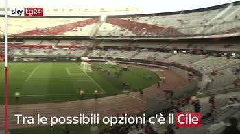 ERROR! La Copa Am�rica non si far� in Argentina a causa del Covid