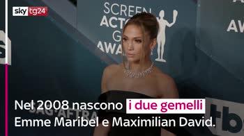 VIDEO Jennifer Lopez e Marc Anthony, la storia d'amore