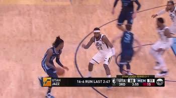 NBA, i 12 assist di Morant in gara-4 contro Utah