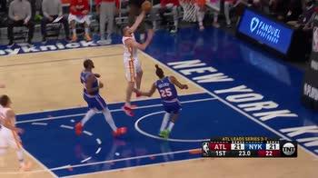 NBA, la prestazioni di Gallinari in gara-5 contro i Knicks