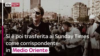 VIDEO Chi era Marie Colvin