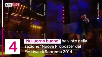 VIDEO Rocco Hunt, le migliori canzoni
