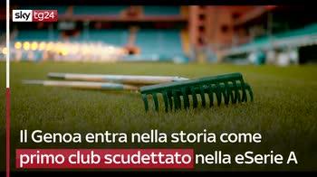 Benevento e Genoa vincono gli scudetti negli eSports