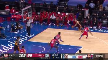 NBA, i 9 punti di Danilo Gallinari in gara-1 contro i 76ers