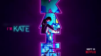 Kate, il teaser trailer dell'action movie