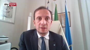Massimiliano Fedriga a Sky TG24
