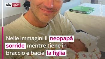 VIDEO Gabry Ponte è diventato papà: è nata Alice