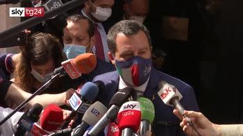 Salvini: a Roma Ticket Michetti-Matone, su Milano e Napoli chiudiamo tra 7 giorni