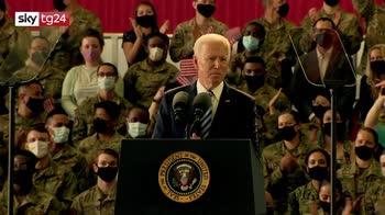 Biden in Europa: L'america � tornata