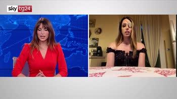 VIDEO ?Nata sotto una buona stella?: Gessica Notaro a Sky tg24
