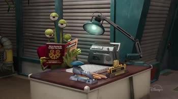 Monsters at Work, il trailer della serie Disney