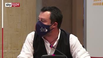"""Salvini su Roma: """"Serve una gestione straordinaria"""""""