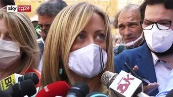 ERROR! Coronavirus, Meloni: Speranza riferisca in Parlamento su Astrazeneca