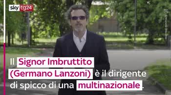 """VIDEO Al via le riprese del film del """"Milanese Imbruttito"""""""