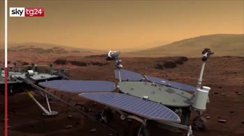 ERROR! Marte, ecco i selfie del rover cinese