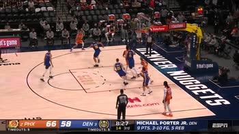 NBA Highlights: Denver-Phoenix gara-3 102-106