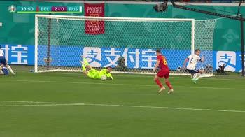 Euro 2020, Belgio-Russia 3-0: video, gol e highlights