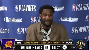 """NBA, Ayton senza parole per le cifre di Jokic: """"È l'MVP"""""""