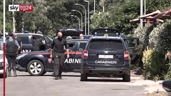 Ardea, l'avvio dell'operazione del Gis dei Carabinieri