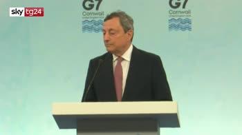 ERROR! G7, Draghi: con la Cina cooperare ma essere franchi