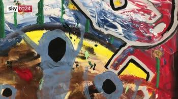 Yuval Avital, in mostra fino al 26 giugno a Milano