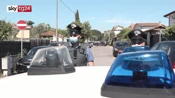 Ardea, un testimone racconta: ho visto l'uomo sparare e passeggiare