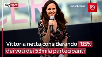 Ione Belarra eletta leader dei Podemos