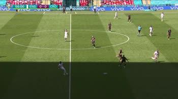 Euro 2020, Inghilterra-Croazia 1-0: video, gol e highlights