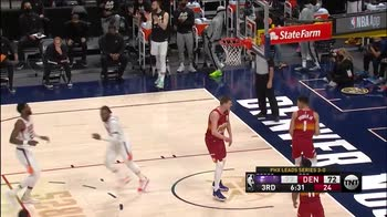 NBA, i 37 punti di Chris Paul contro Denver