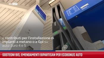 Sostegni bis, emendamenti bipartisan per ecobonus auto