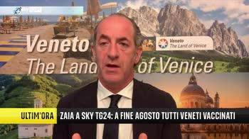 """Covid, Zaia: """"S� al mix dei vaccini"""""""