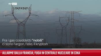 Allarme dalla Francia, fuga in centrale nucleare in Cina