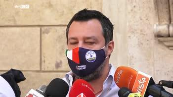 Salvini, no Astrazeneca a giorni alterni