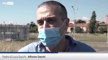 """Omicidio Sacchi, padre della vittima: """"Non perdono nessuno"""""""