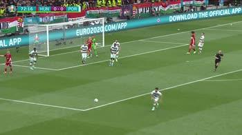 Euro 2020, Ungheria-Portogallo 0-3: gli highlights