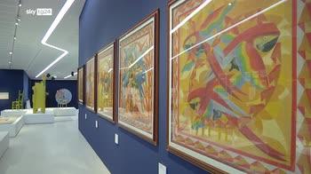 A casa di Balla, mostra del Maxxi sul pittore futurista