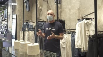 Candiani Denim, primo jeans stretch 100% bio