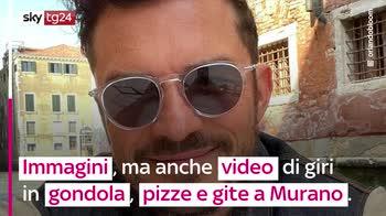 VIDEO Katy Perry e Orlando Bloom a Venezia