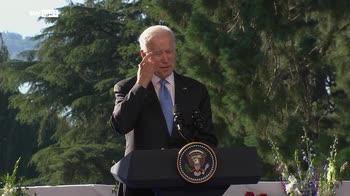 ERROR! Biden: con la Russia le relazioni devono essere stabili