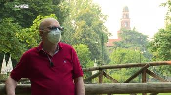 Virus, la storia di Federico in terapia intensiva