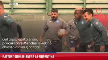 ERROR! Gattuso non allener� la Fiorentina