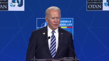 """Biden avvisa la Russia: """"Chiarir� a Putin le linee rosse"""""""