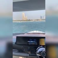 ribery yacht instagram